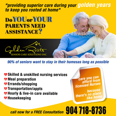 senior citizen home health care Marketing collateral  Draft # 46 by creativeoutline