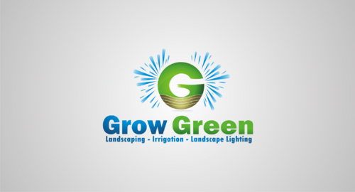 Grow Green Landscaping and Irrigation Contractors Inc A Logo, Monogram, or Icon  Draft # 77 by ArtDesign