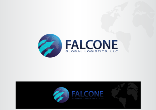 Falcone Global Logistics, LLC A Logo, Monogram, or Icon  Draft # 56 by B4BEST