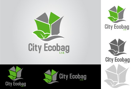 City Ecobag Ltd. A Logo, Monogram, or Icon  Draft # 169 by Hexart