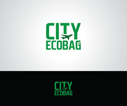 City Ecobag Ltd. A Logo, Monogram, or Icon  Draft # 170 by nesgraphix