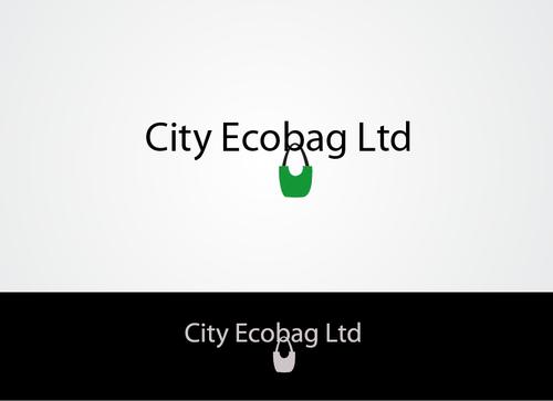 City Ecobag Ltd. A Logo, Monogram, or Icon  Draft # 172 by fazalahmed