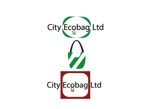 City Ecobag Ltd. A Logo, Monogram, or Icon  Draft # 174 by fazalahmed