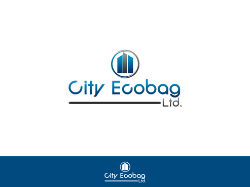 City Ecobag Ltd. A Logo, Monogram, or Icon  Draft # 187 by UniqueArt
