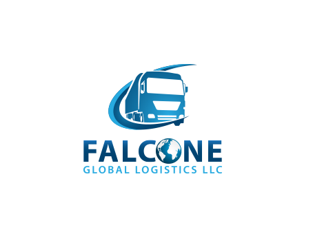 Falcone Global Logistics, LLC A Logo, Monogram, or Icon  Draft # 166 by falconisty