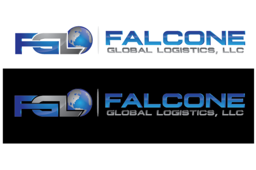 Falcone Global Logistics, LLC Logo Winning Design by Zaldoi