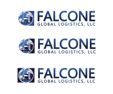 Falcone Global Logistics, LLC A Logo, Monogram, or Icon  Draft # 226 by Dinasti