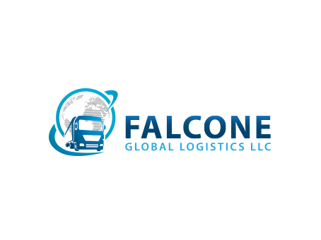 Falcone Global Logistics, LLC A Logo, Monogram, or Icon  Draft # 249 by falconisty