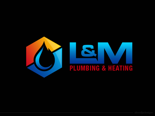 L & M Plumbing & Heating A Logo, Monogram, or Icon  Draft # 72 by alocelja