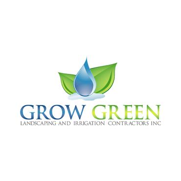 Grow Green Landscaping and Irrigation Contractors Inc A Logo, Monogram, or Icon  Draft # 83 by Deck86