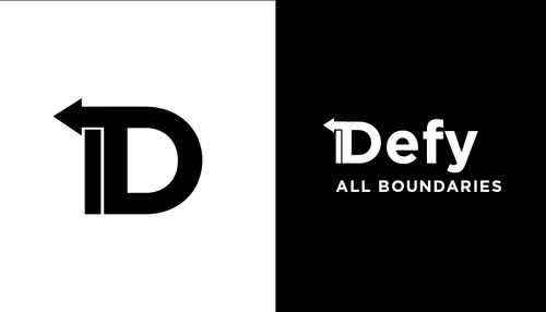 Defy All BOUNDARIES A Logo, Monogram, or Icon  Draft # 408 by MojoeGraph
