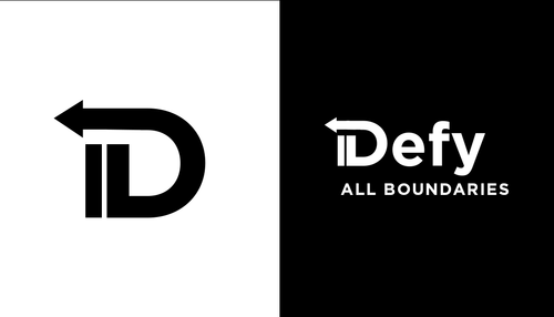 Defy All BOUNDARIES A Logo, Monogram, or Icon  Draft # 409 by MojoeGraph
