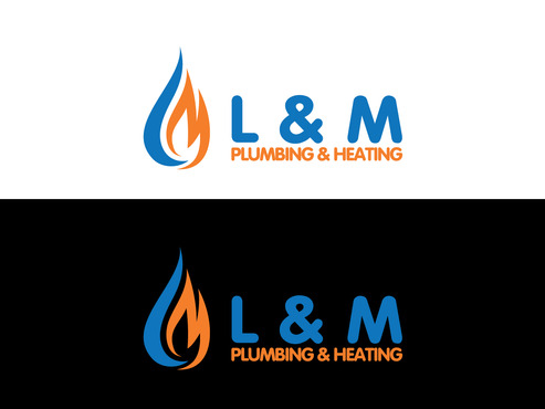 L & M Plumbing & Heating A Logo, Monogram, or Icon  Draft # 76 by dimzsa