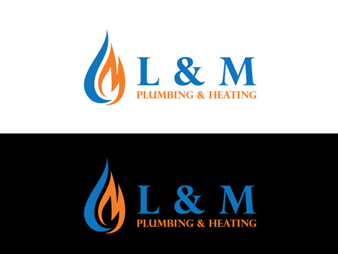 L & M Plumbing & Heating A Logo, Monogram, or Icon  Draft # 79 by dimzsa