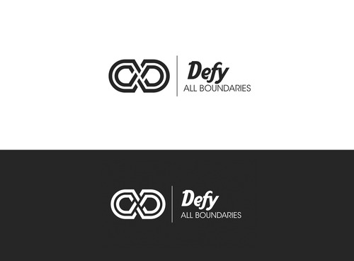Defy All BOUNDARIES A Logo, Monogram, or Icon  Draft # 420 by tuanbmt