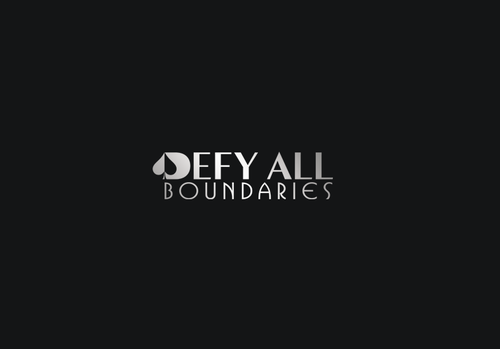 Defy All BOUNDARIES A Logo, Monogram, or Icon  Draft # 444 by sp0605