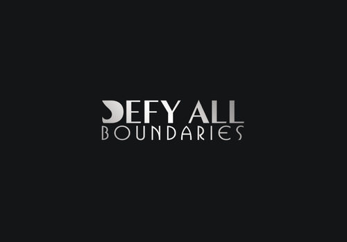 Defy All BOUNDARIES A Logo, Monogram, or Icon  Draft # 445 by sp0605