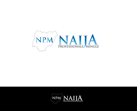 Naija professionals mingle or NPM A Logo, Monogram, or Icon  Draft # 1 by BigStar