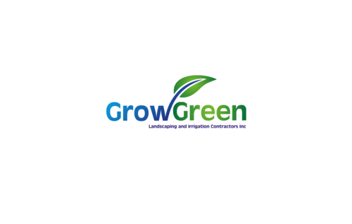 Grow Green Landscaping and Irrigation Contractors Inc A Logo, Monogram, or Icon  Draft # 86 by Juayusta