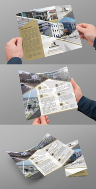 Engineering Resources - Fort Wayne, IN Marketing collateral Winning Design by jameelbukhari