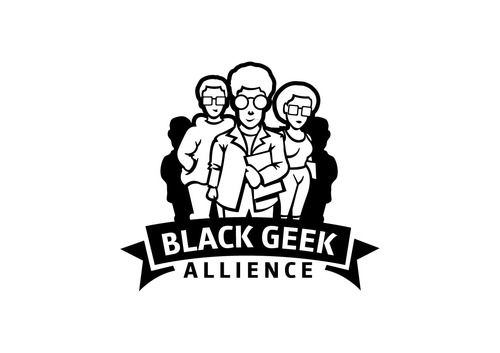 Black Geek Alliance A Logo, Monogram, or Icon  Draft # 55 by mokora