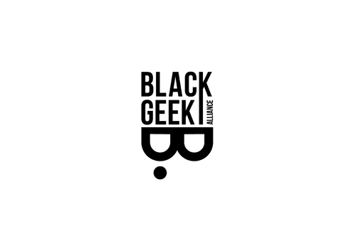 Black Geek Alliance A Logo, Monogram, or Icon  Draft # 58 by crizzyARTz