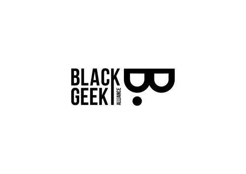 Black Geek Alliance A Logo, Monogram, or Icon  Draft # 59 by crizzyARTz