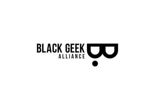 Black Geek Alliance A Logo, Monogram, or Icon  Draft # 60 by crizzyARTz