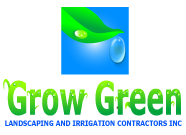 Grow Green Landscaping and Irrigation Contractors Inc A Logo, Monogram, or Icon  Draft # 88 by mppal