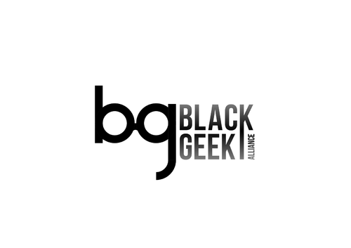 Black Geek Alliance A Logo, Monogram, or Icon  Draft # 89 by crizzyARTz