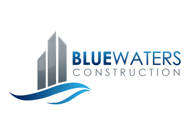 Blue Waters Construction A Logo, Monogram, or Icon  Draft # 82 by inspiral
