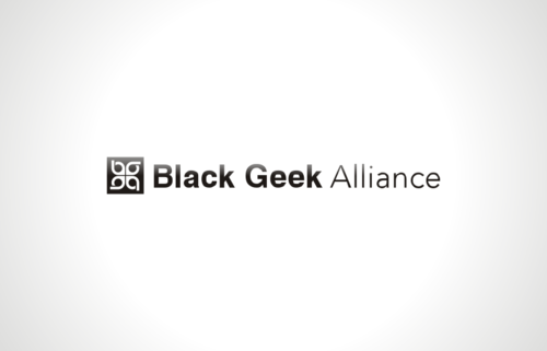 Black Geek Alliance A Logo, Monogram, or Icon  Draft # 117 by agungdesgraf