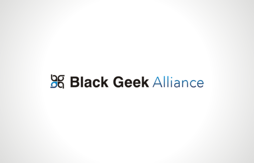 Black Geek Alliance A Logo, Monogram, or Icon  Draft # 123 by agungdesgraf