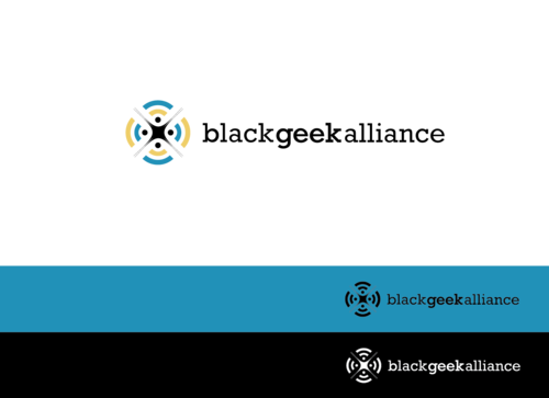 Black Geek Alliance A Logo, Monogram, or Icon  Draft # 155 by StillDunno