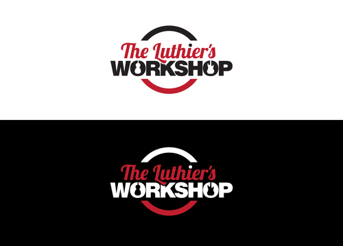 THE LUTHIER'S WORKSHOP A Logo, Monogram, or Icon  Draft # 25 by LogoSmith2