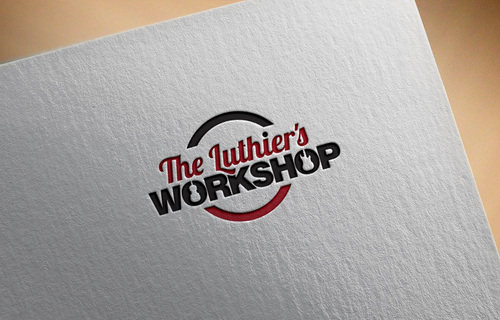 THE LUTHIER'S WORKSHOP A Logo, Monogram, or Icon  Draft # 26 by LogoSmith2