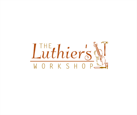 THE LUTHIER'S WORKSHOP A Logo, Monogram, or Icon  Draft # 30 by attidesigns