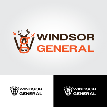 WINDSOR GENERAL A Logo, Monogram, or Icon  Draft # 496 by MycroDesigner001