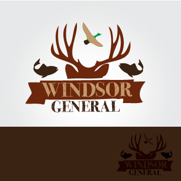 WINDSOR GENERAL A Logo, Monogram, or Icon  Draft # 497 by MycroDesigner001