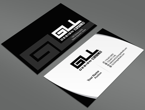 GLL Design-Build, Construction Management  Business Cards and Stationery  Draft # 35 by ArtworksKingdom