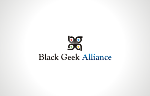 Black Geek Alliance A Logo, Monogram, or Icon  Draft # 197 by agungdesgraf