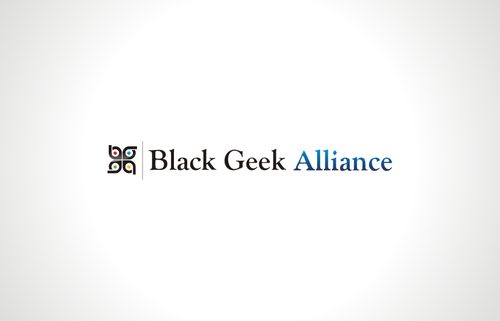 Black Geek Alliance A Logo, Monogram, or Icon  Draft # 199 by agungdesgraf