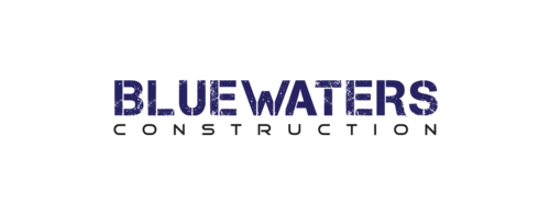 Blue Waters Construction A Logo, Monogram, or Icon  Draft # 361 by anijams