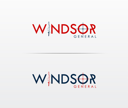 WINDSOR GENERAL A Logo, Monogram, or Icon  Draft # 504 by iDesign