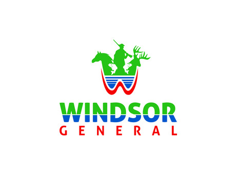 WINDSOR GENERAL Logo Winning Design by bikers