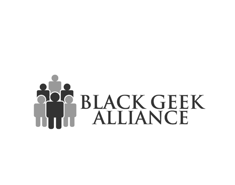 Black Geek Alliance A Logo, Monogram, or Icon  Draft # 361 by graphizner