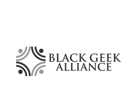 Black Geek Alliance A Logo, Monogram, or Icon  Draft # 370 by graphizner