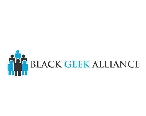 Black Geek Alliance A Logo, Monogram, or Icon  Draft # 404 by graphizner