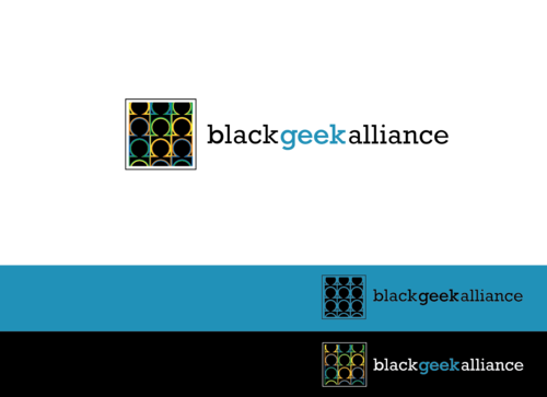 Black Geek Alliance A Logo, Monogram, or Icon  Draft # 415 by StillDunno