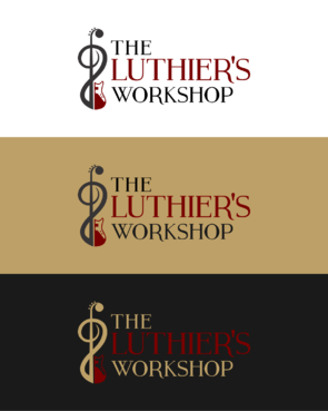 THE LUTHIER'S WORKSHOP A Logo, Monogram, or Icon  Draft # 100 by Dinasti